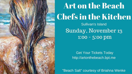 Art on the Beach, Sullivan's Island