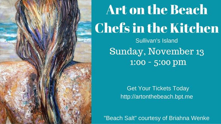 Art on the Beach, Sullivan's Island