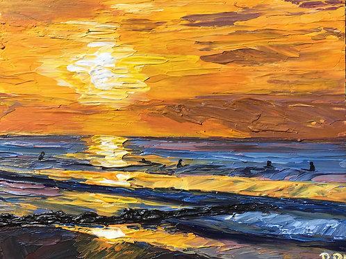 Orange Surf