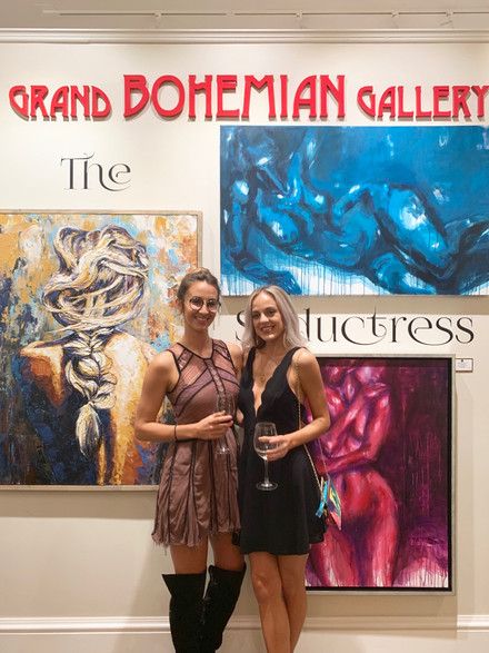 Group Exhibition at the Grand Bohemian