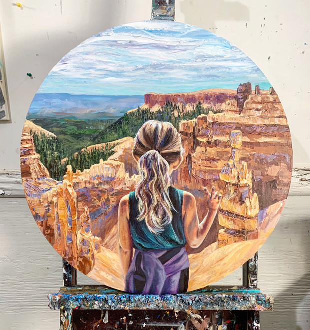 Bryce Canyon commission