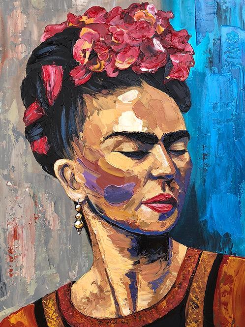 Frida Giclee