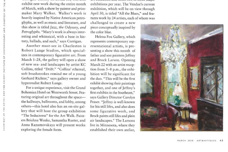 Art and Antiques Magazine