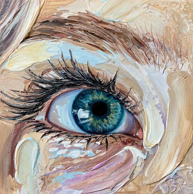 eyeball commission