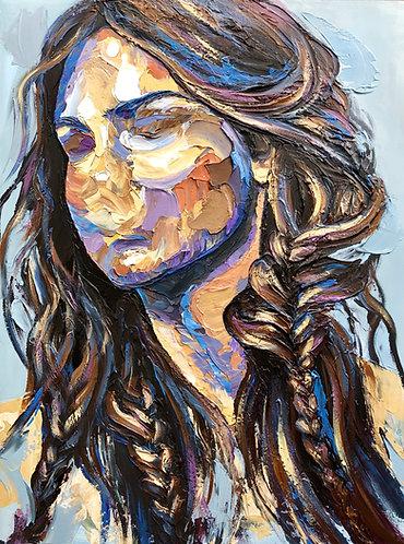 Aurelia Giclee