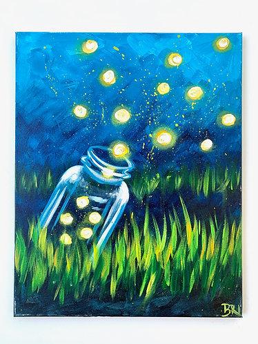 Fireflies + Moonshine