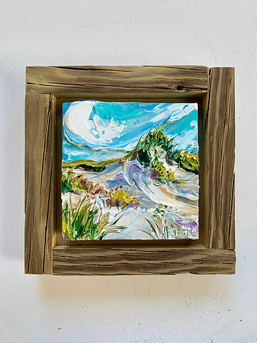 """Whipped Dunes , 10x10"""""""