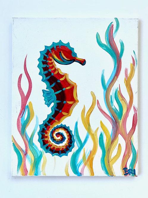 Glorious Seahorse