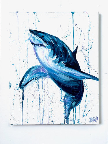 Blue Predator