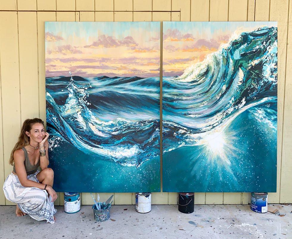Dee Norton ocean commission