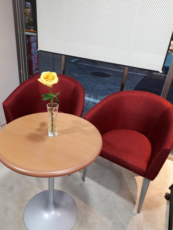 椅子を貼り替えました