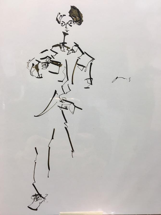 ニュアンス似顔絵会開催☆