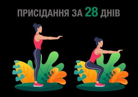 Базові вправи: Присідання