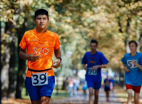 Сотні кілометрів на рослинному харчуванні - досвід марафонця Сергія Яна