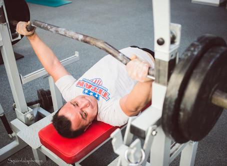 Пауерліфтинг без м'яса: досвід чемпіона