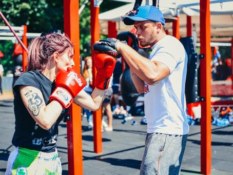 Never give up, або як знаходити в собі мотивацію не кинути тренування?