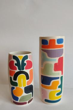 Vases-totem