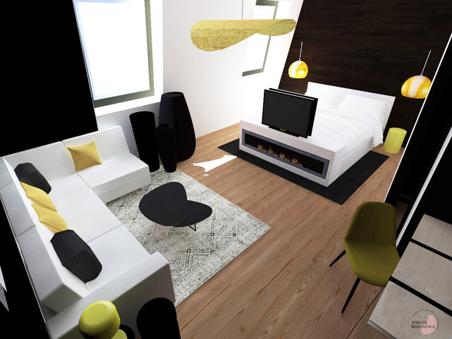 Chambre Suite Junior 5*