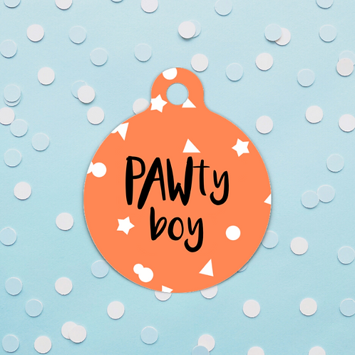 PAWty