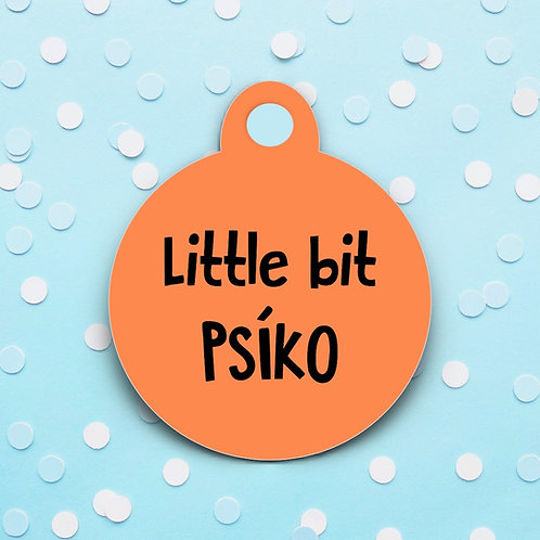 Little bit PSÍKO