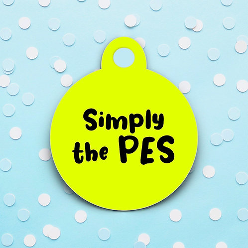 Simply the PES