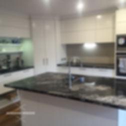 Mount Waverly Kitchen after