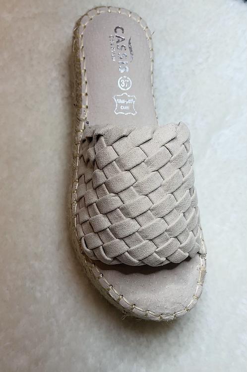 Sandales MAÉVA beige