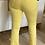 Thumbnail: Pantalon jaune boutonné