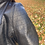 Thumbnail: Perfecto NATHY victoria simili cuir motif croco noir