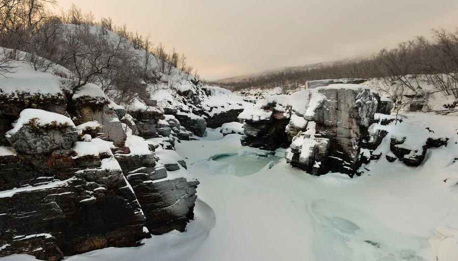 nature, swedish lappland