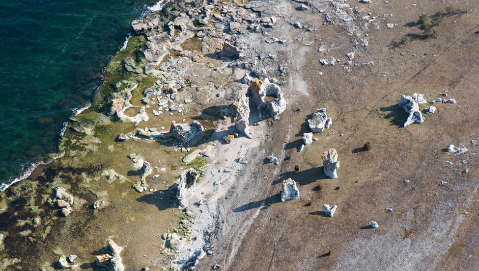 Gotland nature, Swedish locations