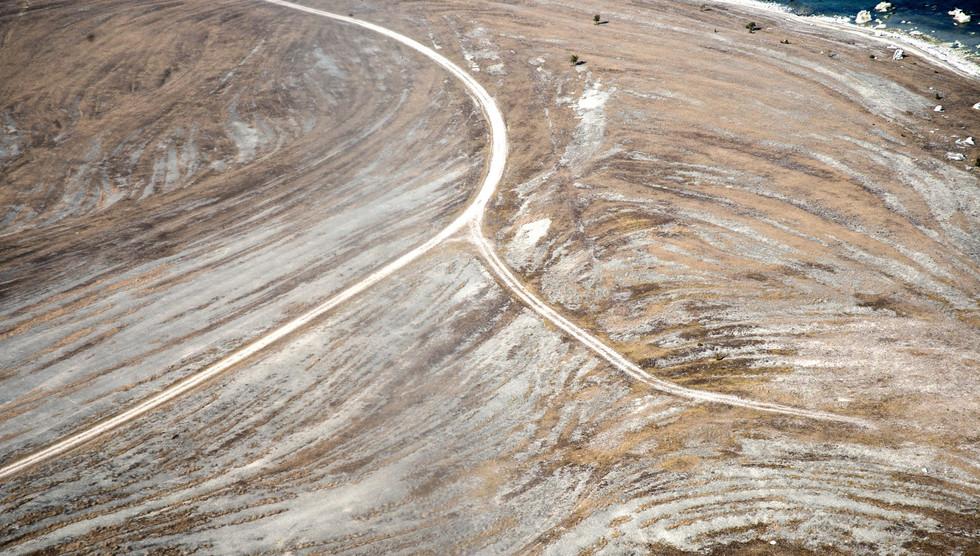 Quarry on Gotland