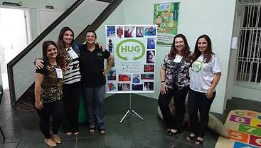 2º Jornada  de Neuroaprendizagem -Colégio Bom Jesus - Itaipava - RJ - HUG Brinquedos Sensoriais