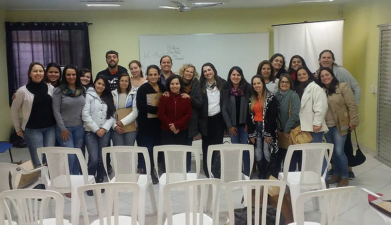 Equipe APAE Nova Friburgo e CAP