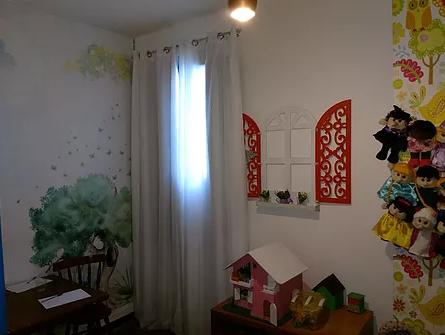 Sala de Ludoterapia
