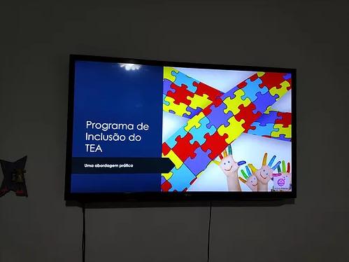 Programa de Inclusão do TEA: uma abordagem prática  Casa Pirilampo- Petrópolis - RJ