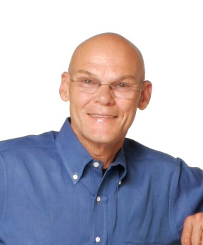 James Carville. Photo Credit: Simon & Schuster