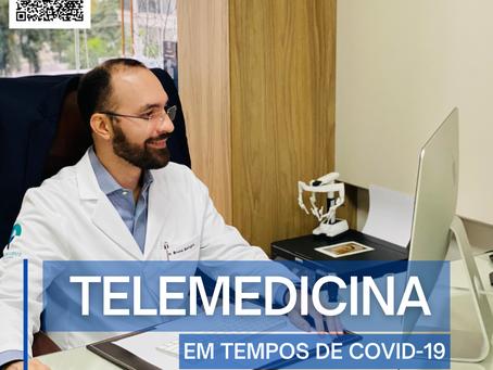 Telemedicina em tempos de Covid-19
