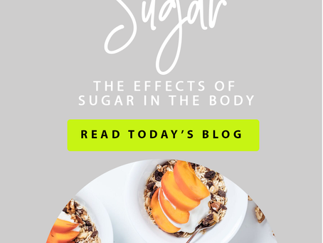 What Sugar Does to Your Body