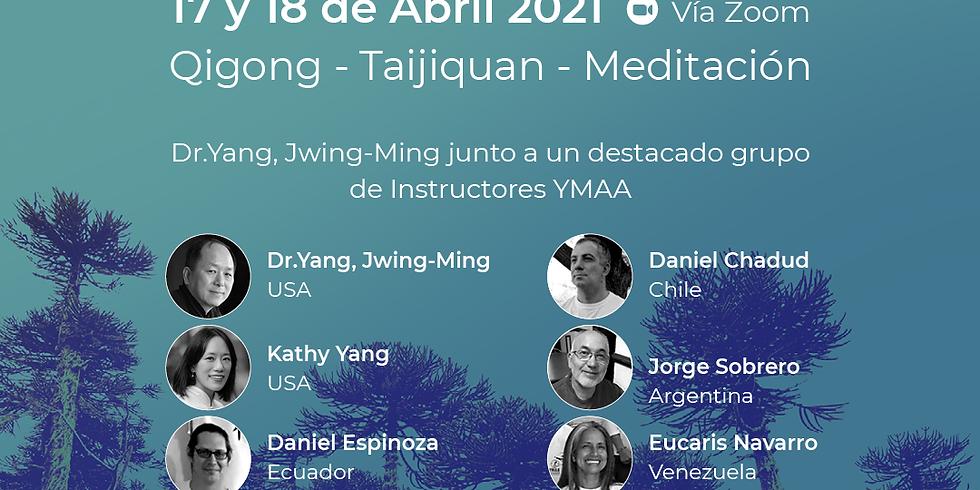 YMAA Latin American Virtual Camp