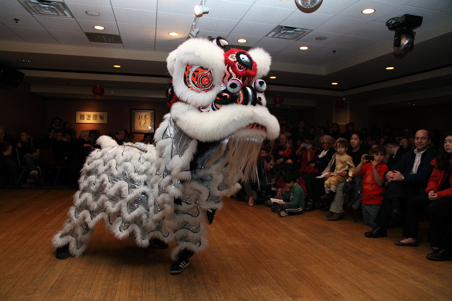 2012 ACCE Chinese New Year Lion Dance