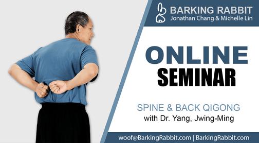 Webinar: Spine & Back Qigong