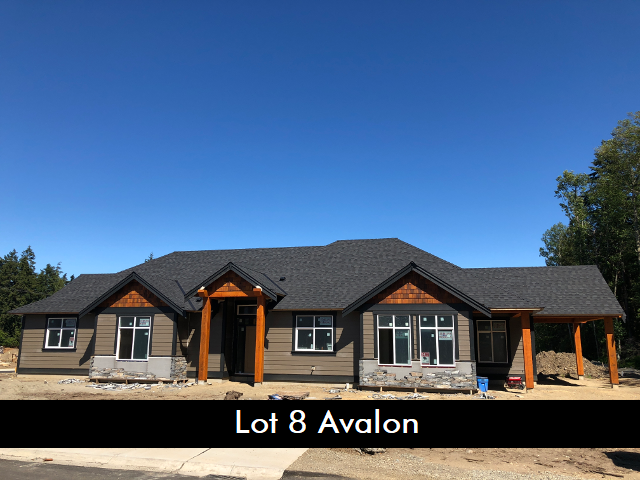 Lot 8 Avalon