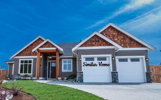 Lot 12 Avalon - Similar Home