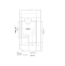 574 Avalon - Plot Plan