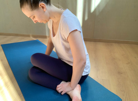 Yin Yoga for the Pelvic Floor