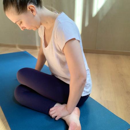 Yin Yoga for the Pelvic Floor