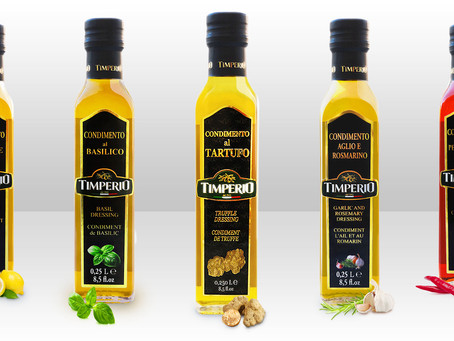 5 fantastici oli extravergine di oliva aromatizzati: provali oggi!