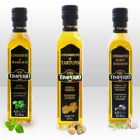 5 Fantastic Flavoured Extra Virgin Olive Oils – Try Them Today!