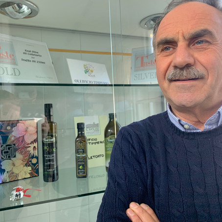 A Chat with Orlando Timperio about the 2019 Olive Harvest